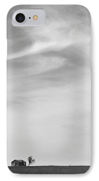 House On The Hill 2 IPhone Case by Mike McGlothlen