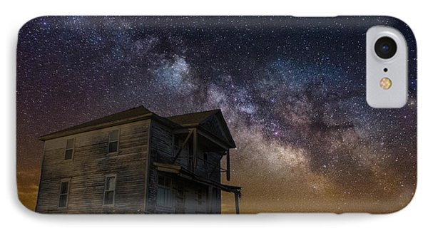 House On The Hill   Remastered IPhone Case