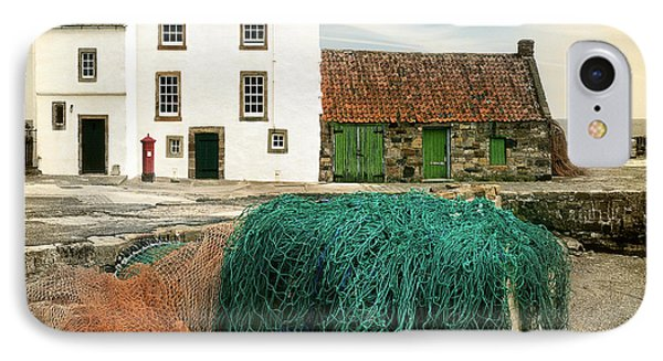 House On The Quay Phone Case by Edmund Nagele