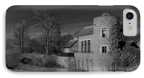 House On The River Phone Case by Maj Seda
