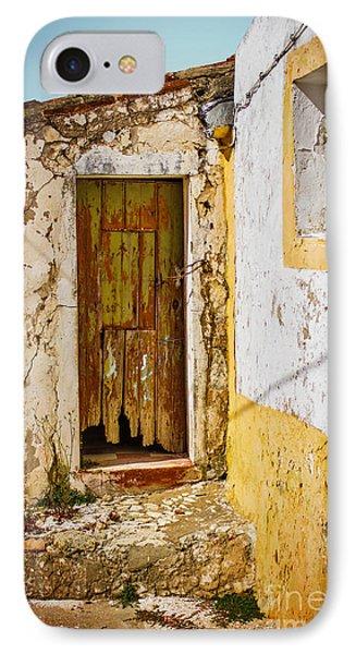 House Ruin IPhone Case by Carlos Caetano