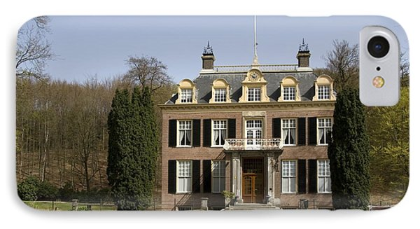 House Zypendaal In Arnhem Netherlands Phone Case by Ronald Jansen