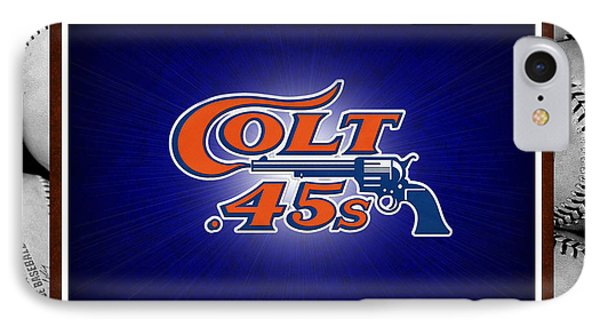 Houston Colt 45's IPhone Case