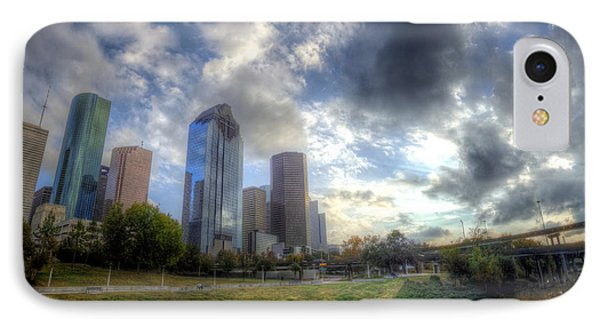 Houston IPhone Case by Micah Goff