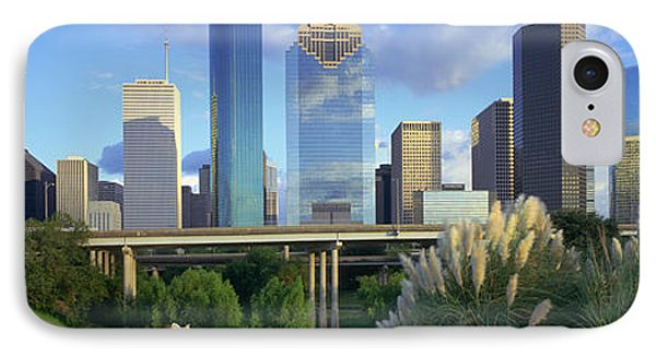 Houston, Texas, Usa IPhone Case by Panoramic Images