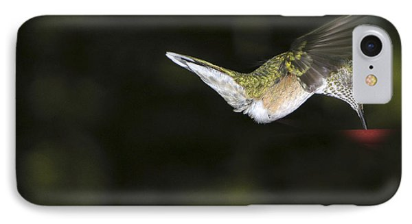 Hovering Beauty IPhone Case