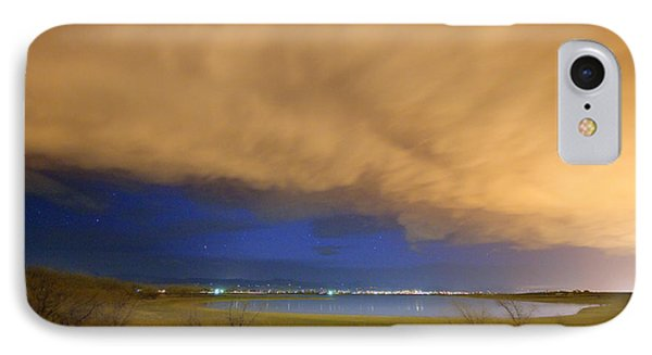 Hovering Stormy Weather Phone Case by James BO  Insogna