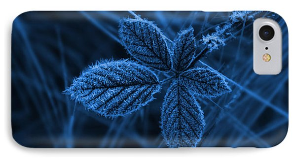 IPhone Case featuring the photograph How Cold by Keith Hawley