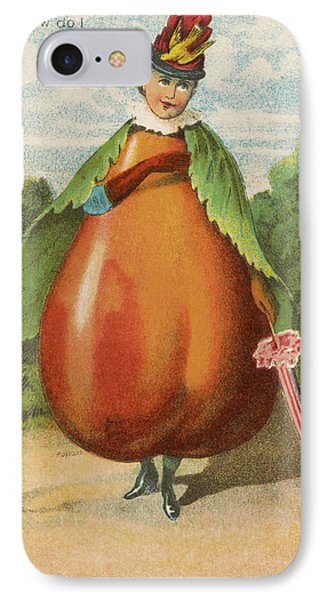 How Do I A Pear IPhone Case