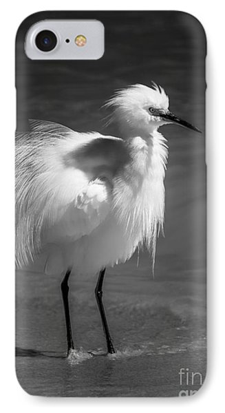 How Do I Look- Bw IPhone Case by Marvin Spates