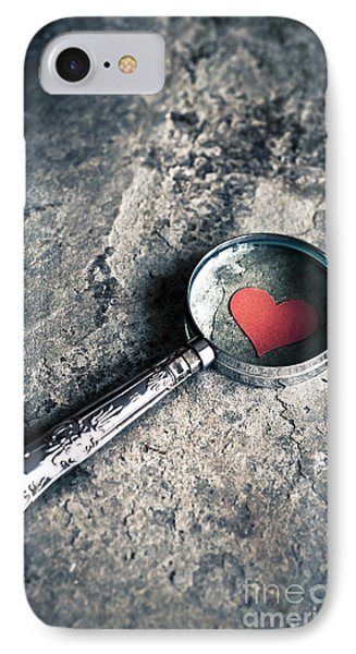 How Do I Love Thee? ... Phone Case by Jan Bickerton