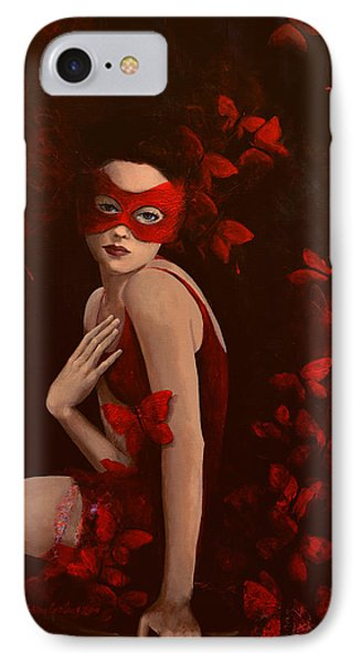 How Long Do Butterflies Live Phone Case by Dorina  Costras