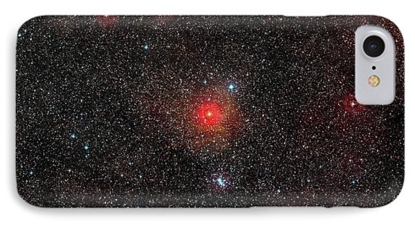 Hr 5171 Star IPhone Case by Eso/digitized Sky Survey 2