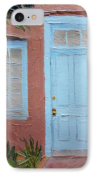 Hubbell Home Doorway IPhone Case