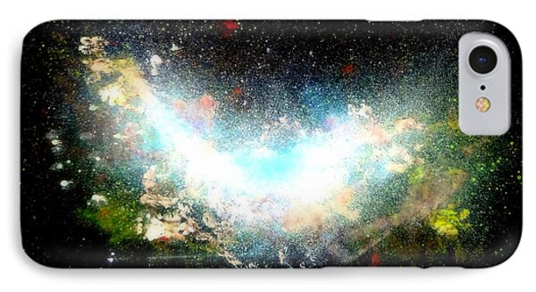Hubble Birth Of A Galaxy IPhone Case