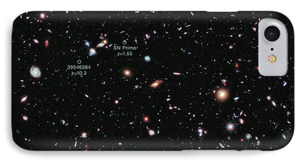 Hubble Extreme Deep Field Xdf IPhone Case