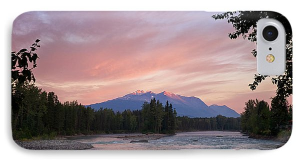 Hudson Bay Mountain British Columbia Phone Case by Mary Lee Dereske