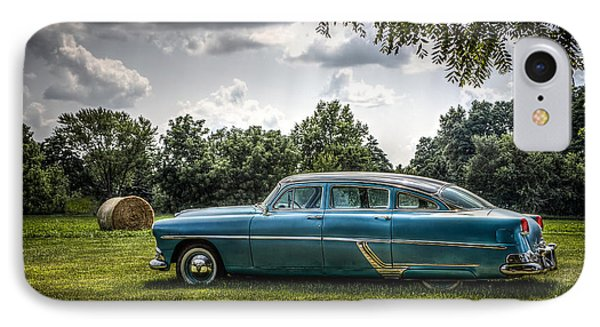 Hudson Hornet IPhone Case by Ray Congrove