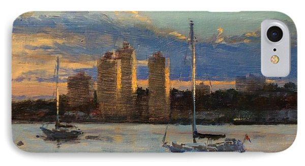 Hudson River Idyll IPhone Case