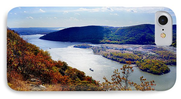 Hudson River IPhone Case by Rafael Quirindongo
