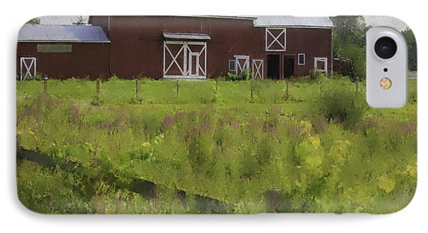 Hudson Valley Barn IPhone Case