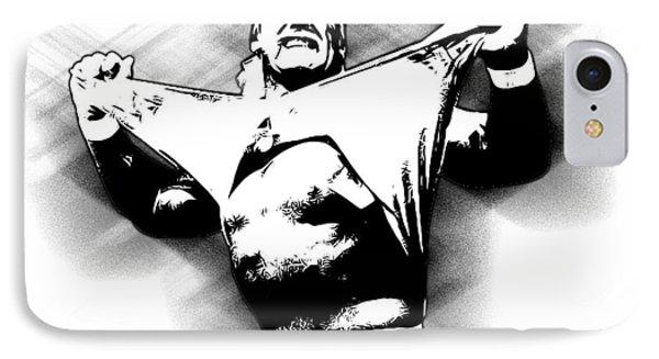 Hulk Hogan By Gbs IPhone Case