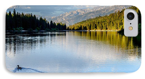 Hume Lake Evening IPhone Case