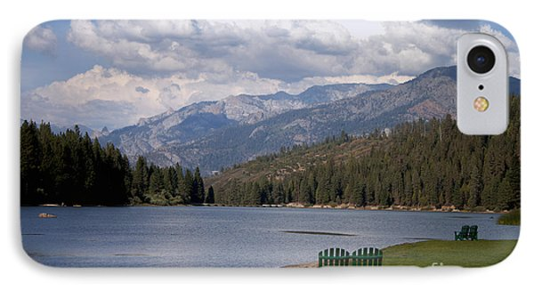 Hume Lake IPhone Case by Ivete Basso Photography