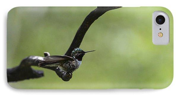 Hummingbird -wings- IPhone Case
