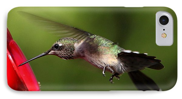 Look Hummer Eyelashes IPhone Case by Reid Callaway