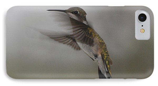IPhone Case featuring the photograph Hummingbird 6 by Leticia Latocki