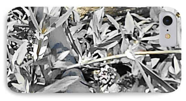 Hummingbird Bee Undone IPhone Case by Yolanda Raker