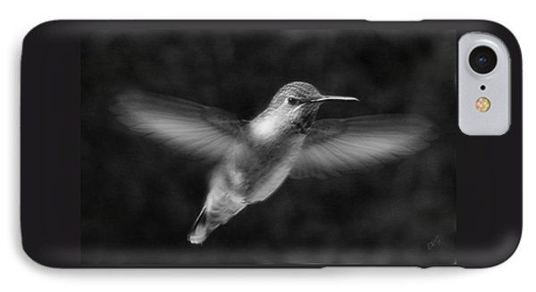 Hummingbird Phone Case by Ben and Raisa Gertsberg