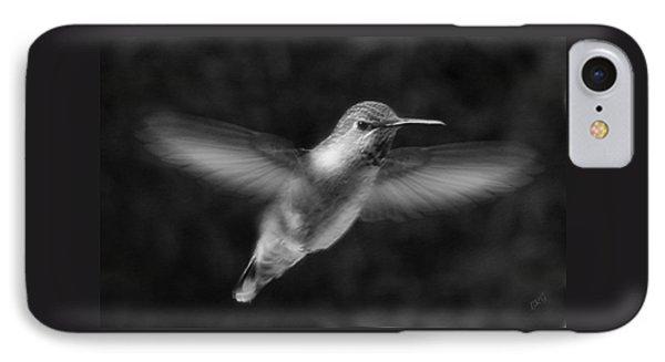 Hummingbird IPhone Case by Ben and Raisa Gertsberg