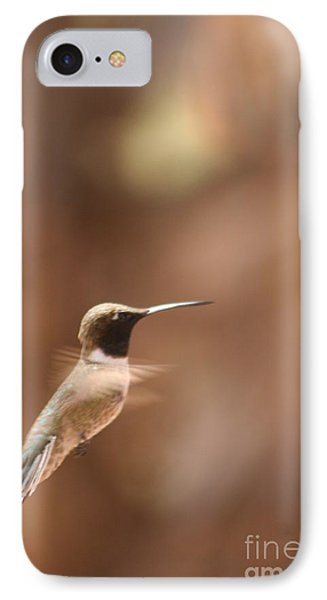 IPhone Case featuring the photograph Hummmmm by Nola Lee Kelsey
