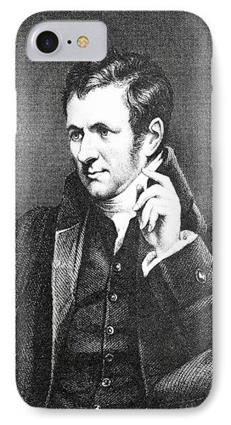 Humphrey Davy IPhone Case