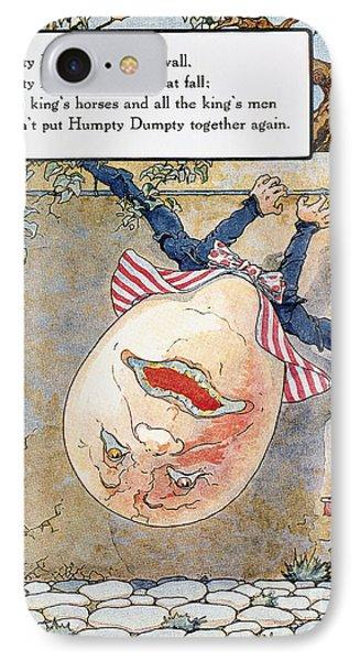 Humpty Dumpty, 1915 Phone Case by Granger