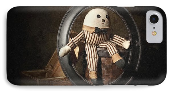 Humpty Dumpty IPhone Case