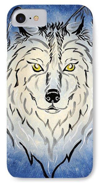 Hungry Like The Wolf IPhone Case