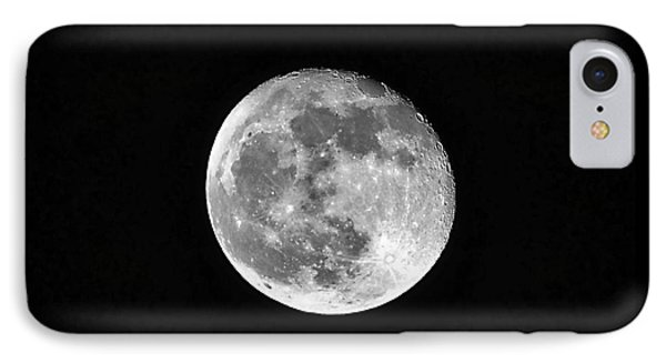 Hunters Moon Phone Case by Al Powell Photography USA