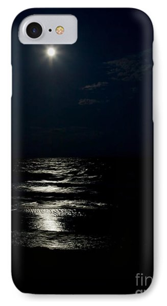 Hunter's Moon II Phone Case by Michelle Wiarda