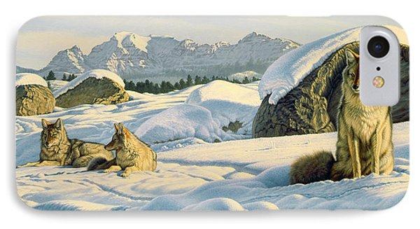 Hunter's Rest Phone Case by Paul Krapf