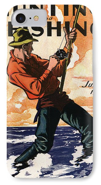Hunting And Fishing IPhone Case