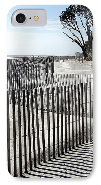 IPhone Case featuring the photograph Hunting Island - 6 by Ellen Tully