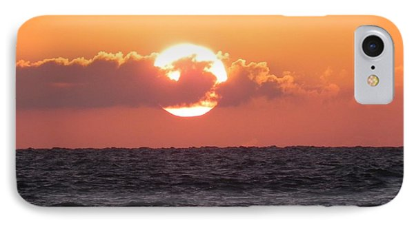 Hunting Island Sunrise IPhone Case by Patricia Greer