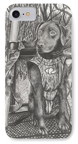 Hunting Partner IPhone Case