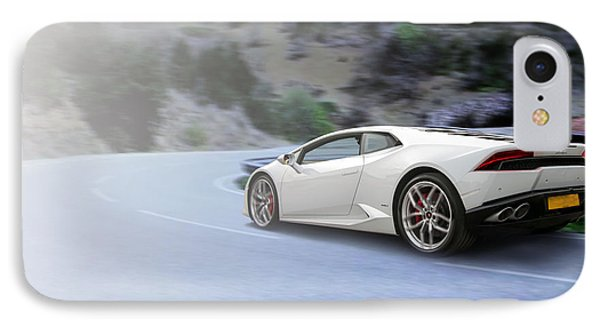 Huracan IPhone Case