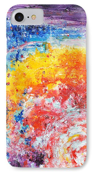 Hurricane 2 IPhone Case by Helen Kagan