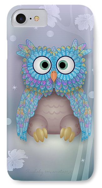 Hushaby Phone Case by Gayle Odsather
