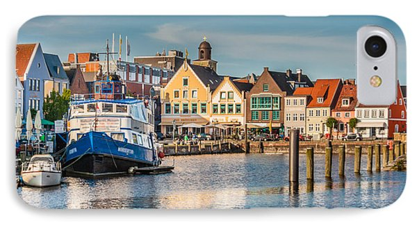 Husum IPhone Case by JR Photography